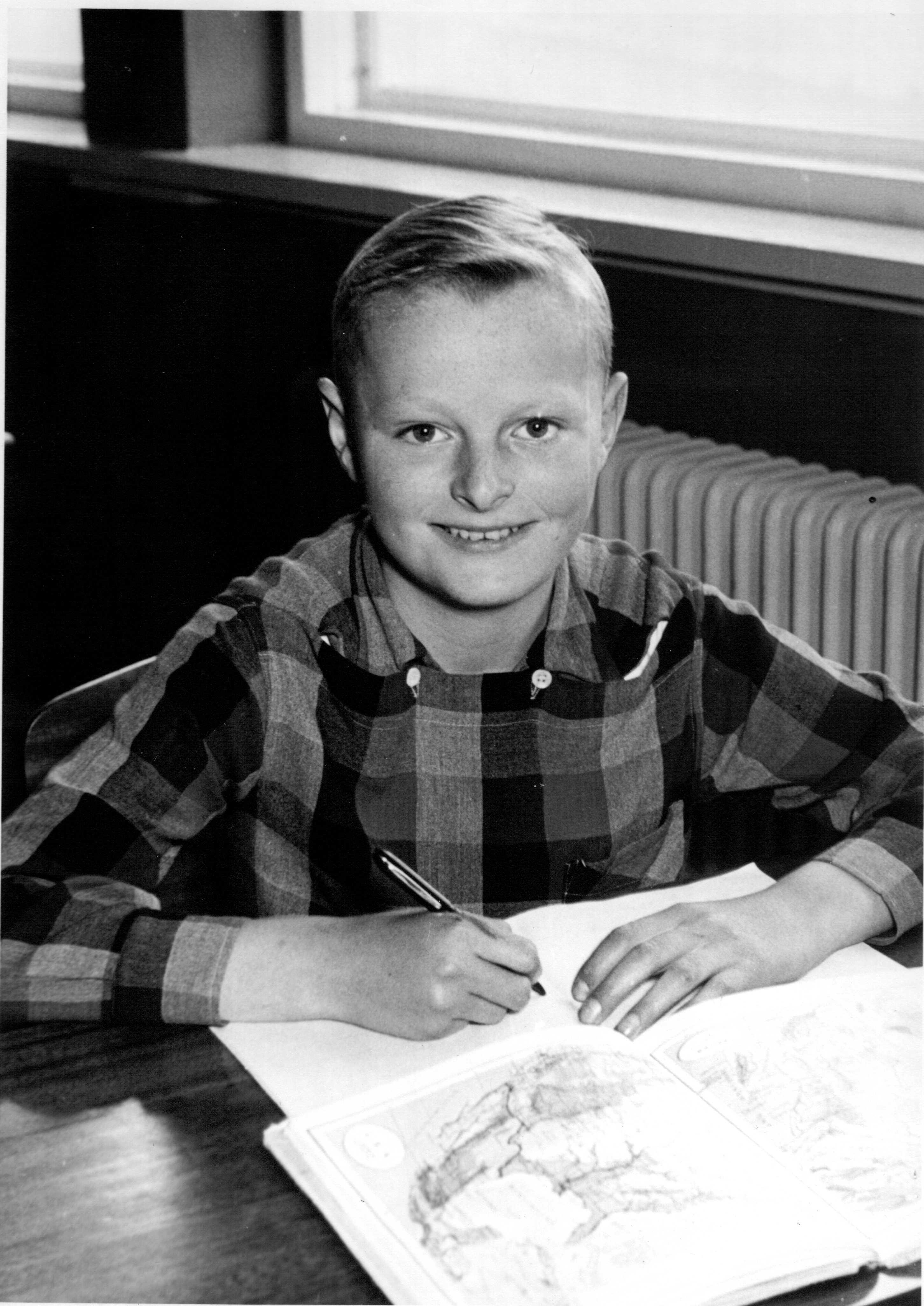 Ejvind Skolebillede