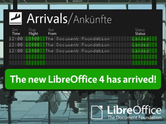 LibreOffice 4